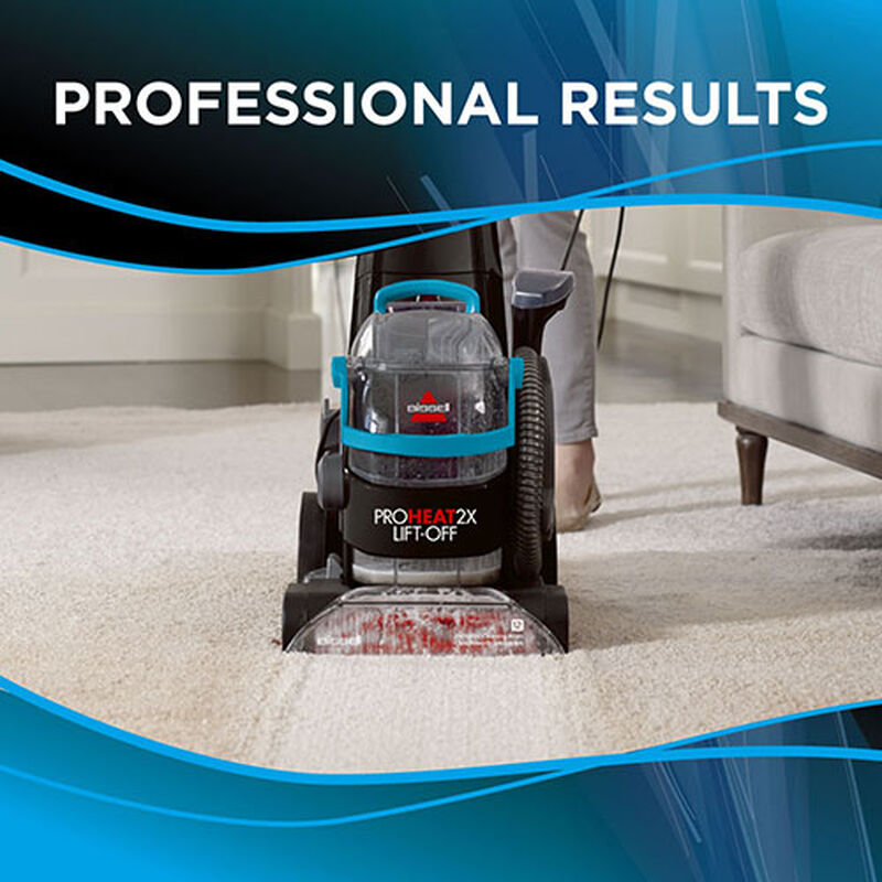 Proheat 2X Liftoff Carpet Cleaner 1565 professional
