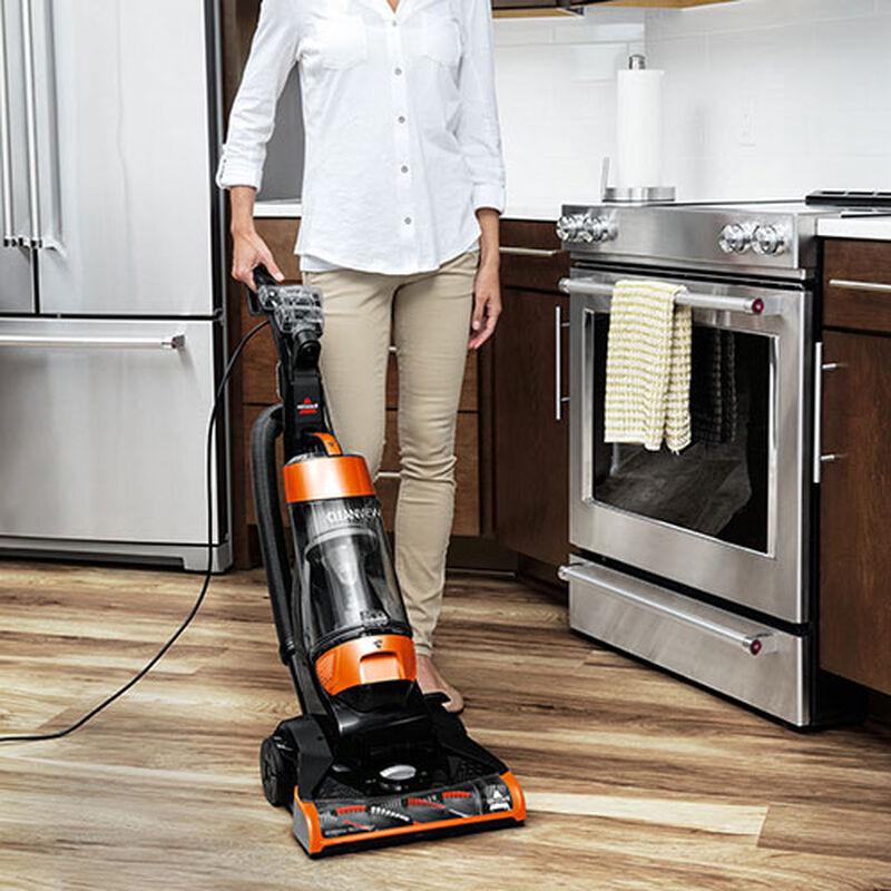 CleanView Bagless Vacuum Cleaner Bare Floor