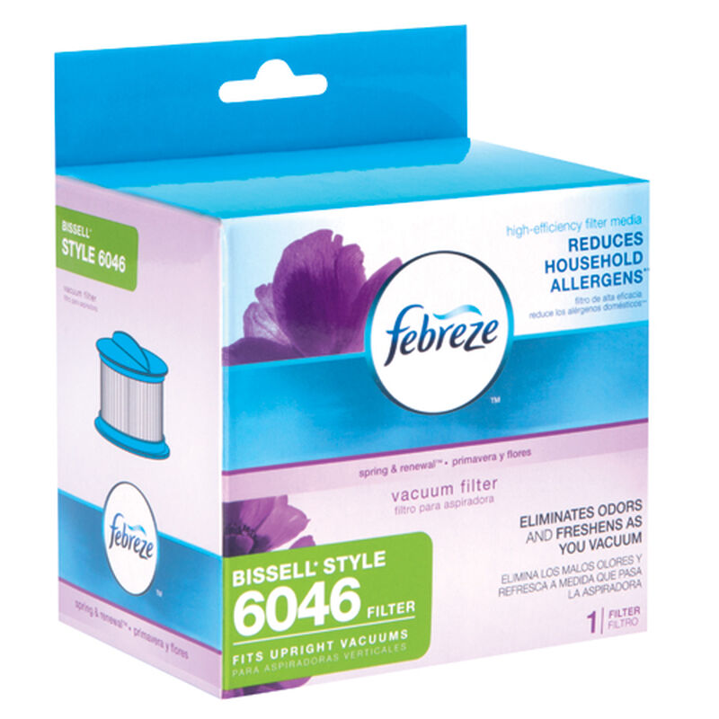 Febreze Style 6 Circular Vacuum Filter 60461 side