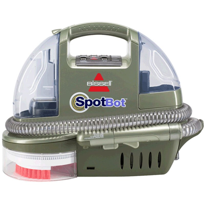 Spotbot Portable Carpet Cleaner 12005 Front View