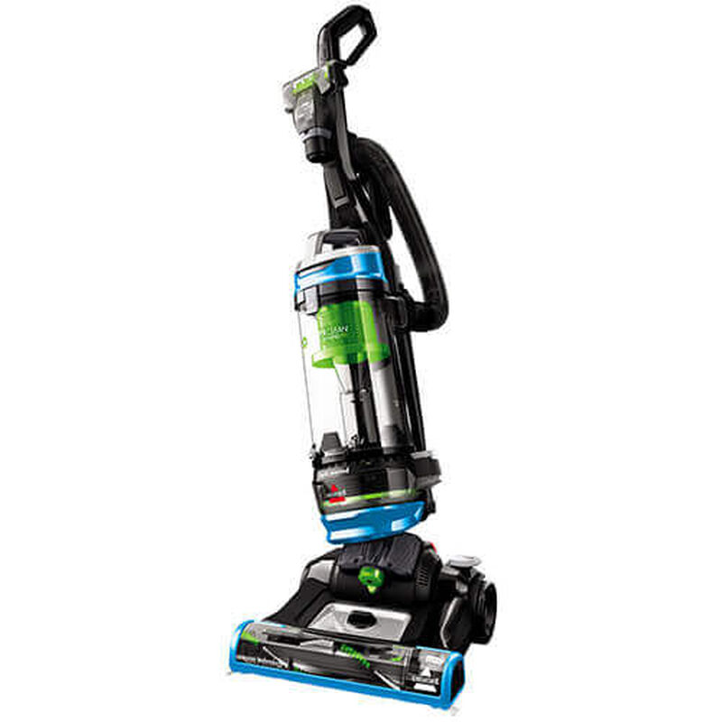 PowerClean_Swivel_Rewind_Pet_2256K_BISSELL_Vacuum_Cleaners_Left_Angle