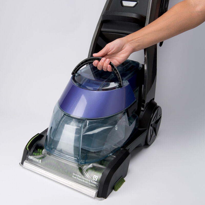 DeepClean Deluxe Pet Carpet Cleaner 36Z9 Collection Tank Carrying Handle