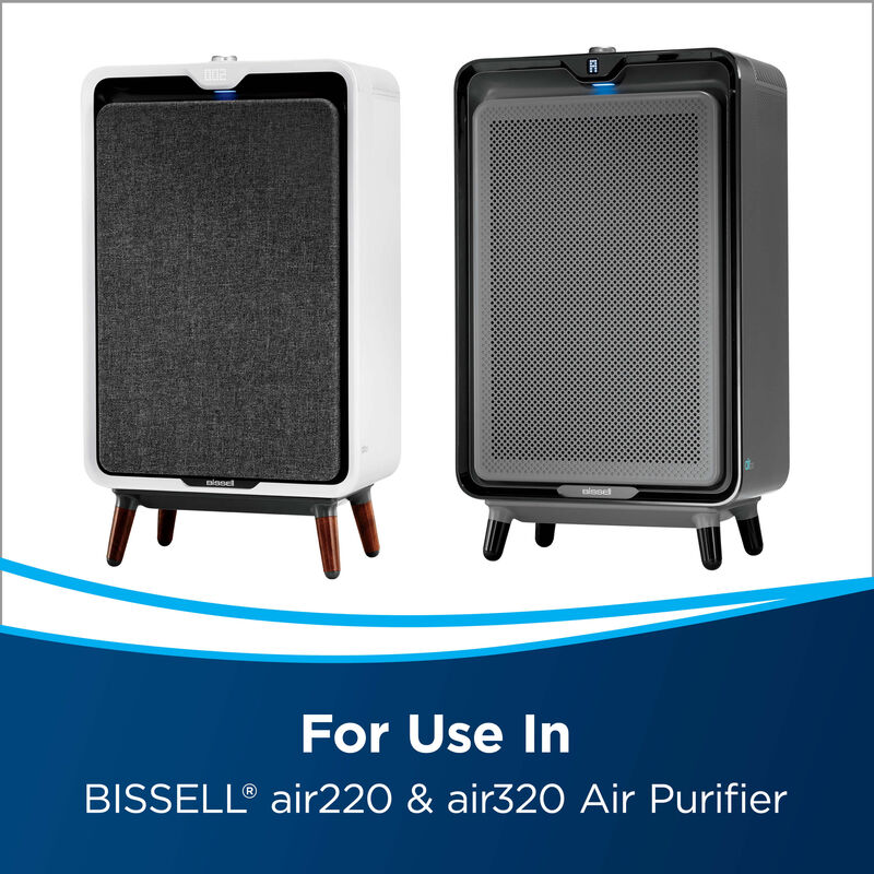 Activated Carbon Filter for Select BISSELL Air Purifiers 2677 Use