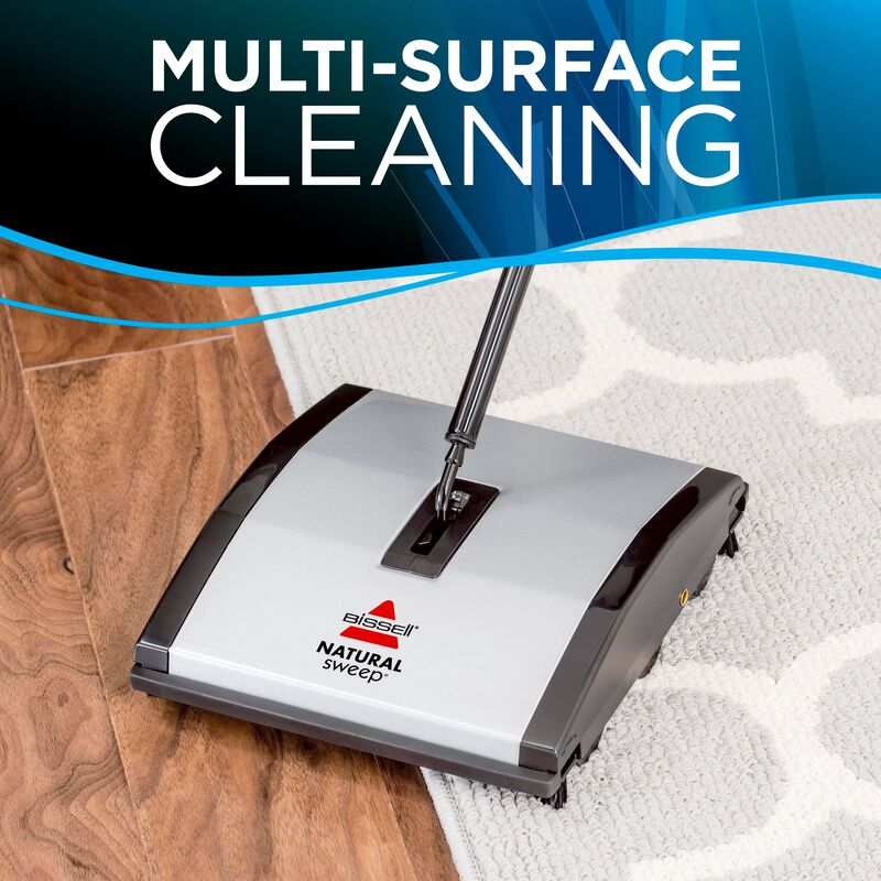 Natural Sweep Multi-Surface Cleaning