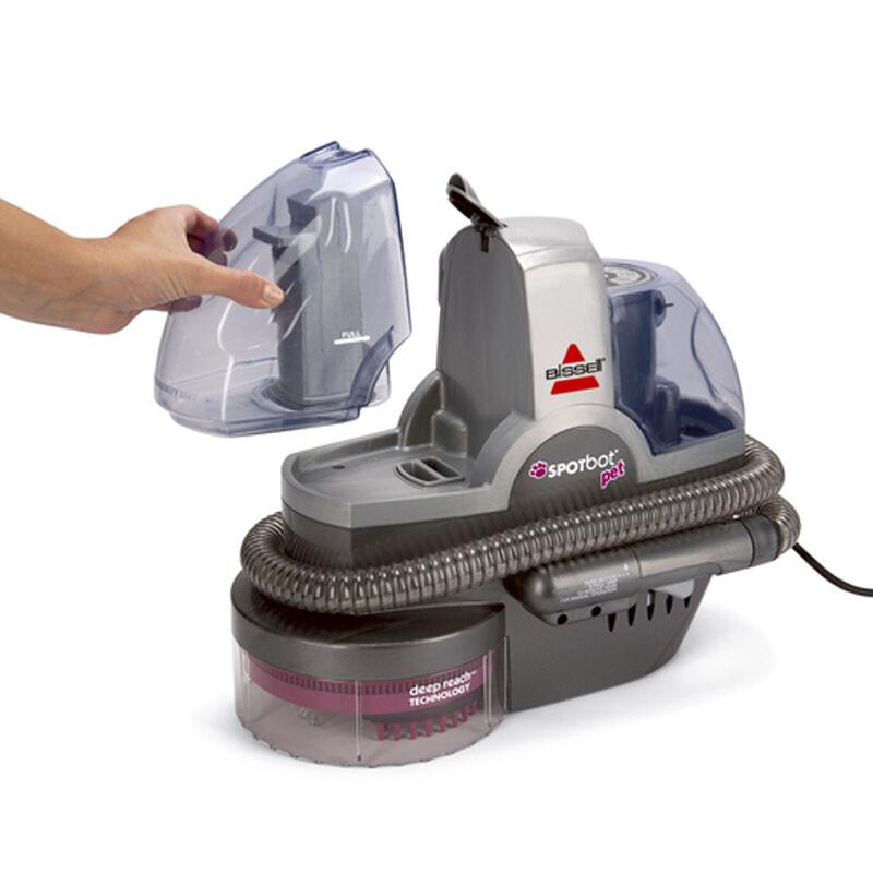 33N8 SpotBot Pet Portable Carpet Cleaner Dirty Water Tank