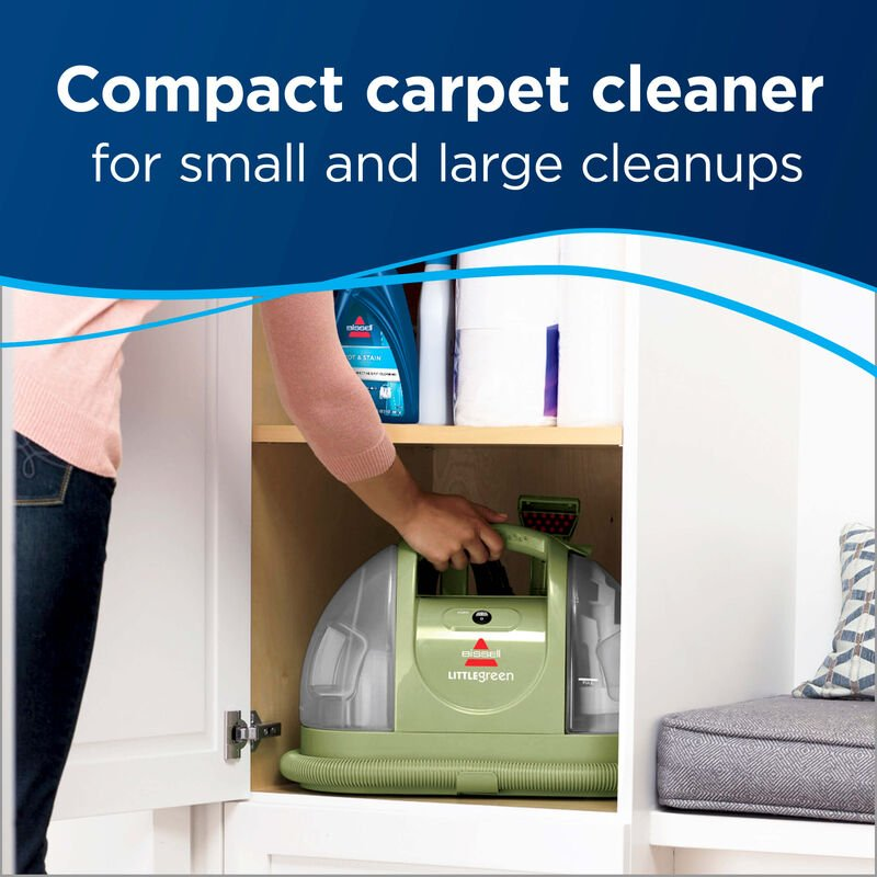 Little Green Compact Carpet Cleaner