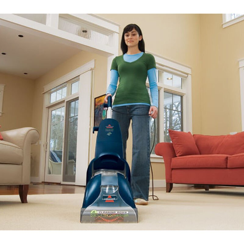 Powersteamer Powerbrush Carpet Cleaner 1370 Upright Carpet Cleaning