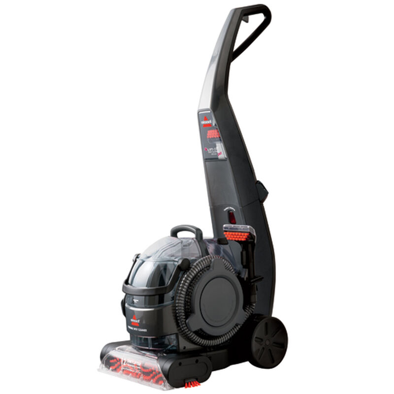 DeepClean Deluxe Pet Carpet Cleaner 24A4 Side Angle View