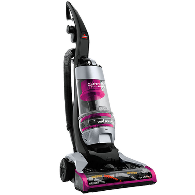 Cleanview Plus Rewind 13321 BISSELL Vacuum Cleaners Right Foot