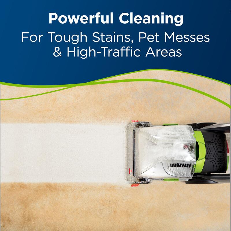 BISSELL TurboClean PowerBrush Pet Carpet Cleaner 2085 Powerful