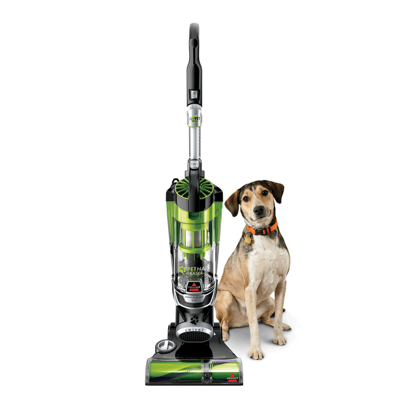 BISSELL® Pet Hair Eraser® 1650A Vacuuming