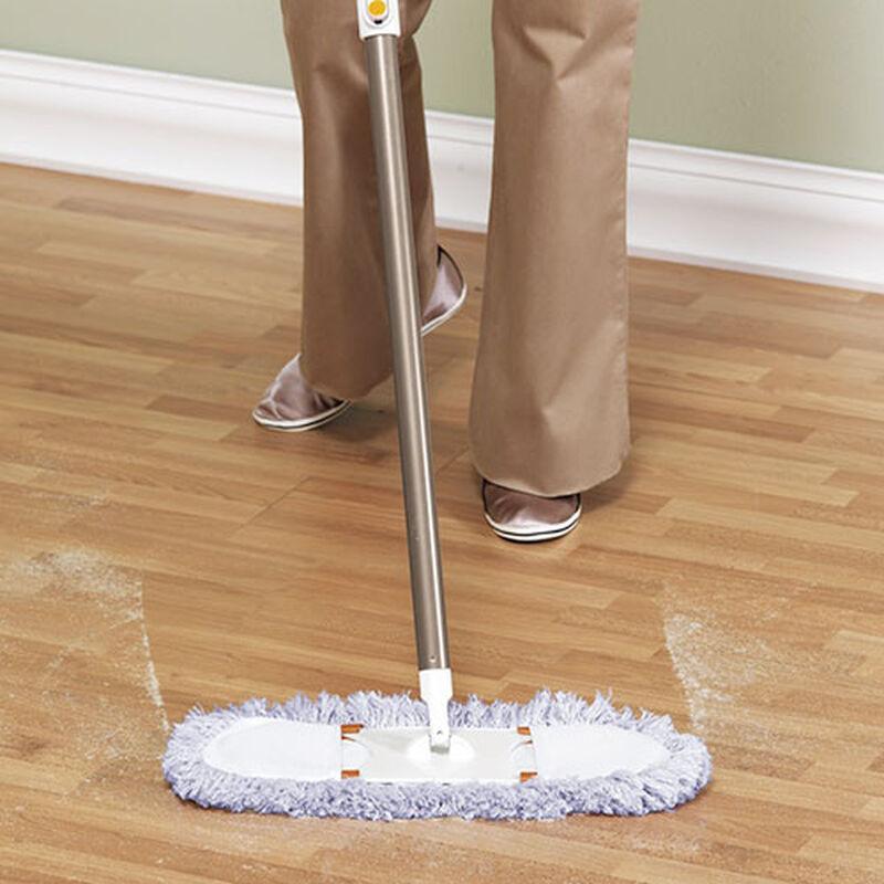 Microfiber Hard Floor Duster 1763 floor sweeping
