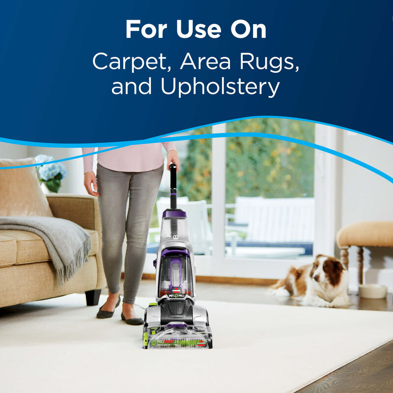 BISSELL Clean plus Allergen Carpet Cleaning Formula 89Q52 Removes Dirt