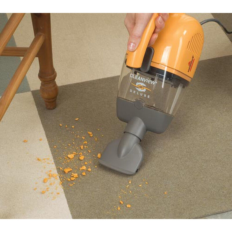 Cleanview Handheld Vacuum attachments