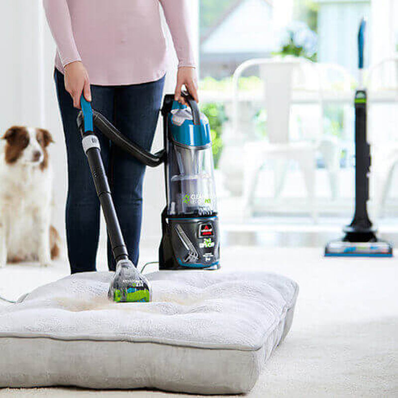 CleanView_Lift_Off_2043U_BISSELL_Vacuum_Cleaner_Pet_Bed