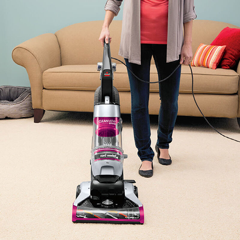 Cleanview Plus Rewind 13321 BISSELL Vacuum Cleaners Carpet