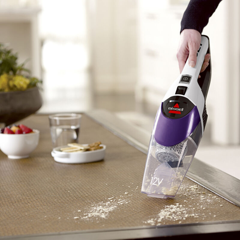 Bolt Stick Vacuum and hand vac in one