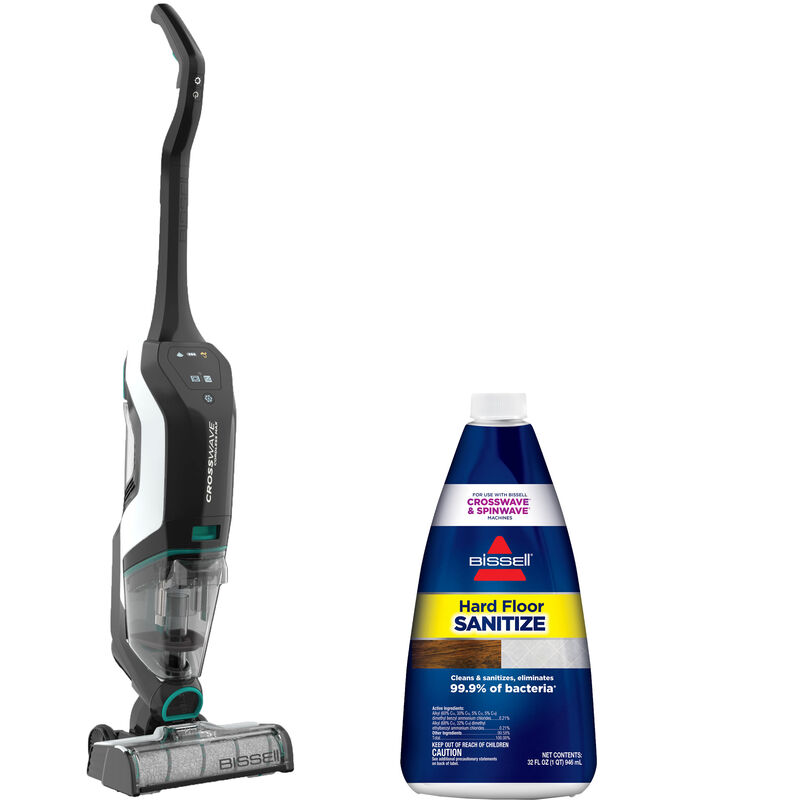 BISSELL CrossWave Cordless Max Hard Floor Sanitize Bundle B0166