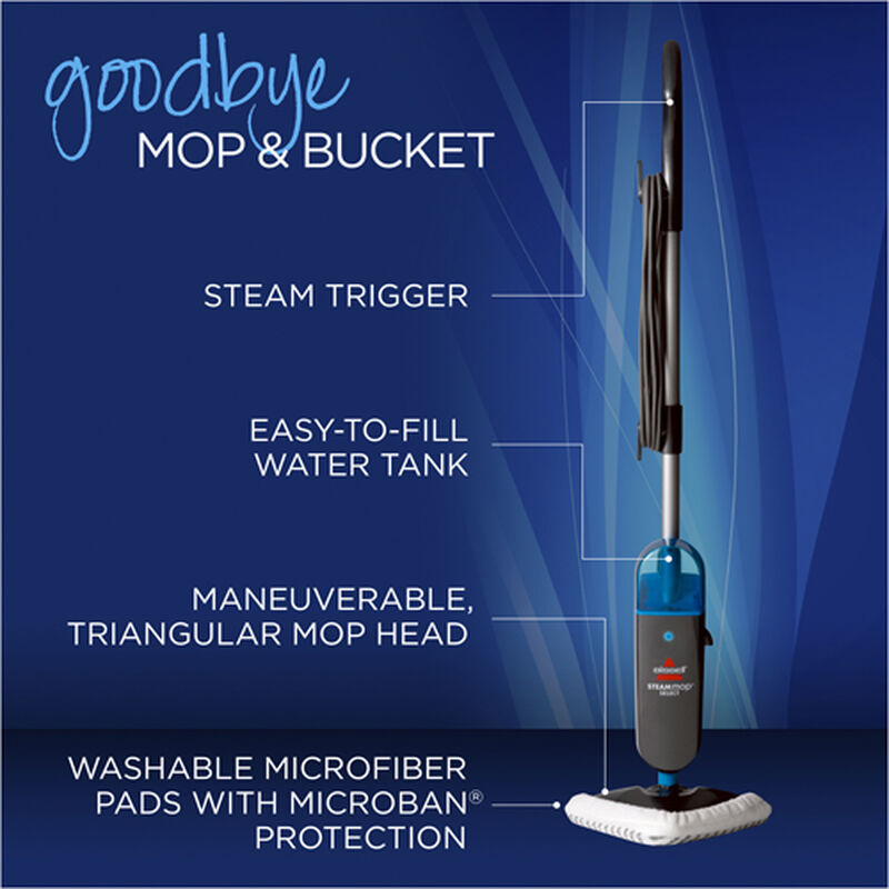 Steam Mop Select product features