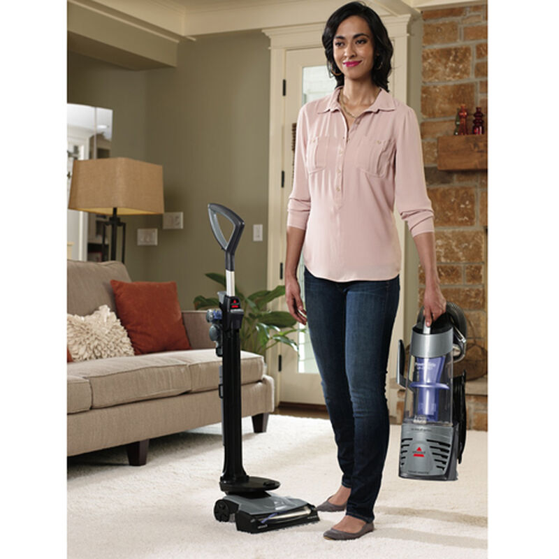 Powerglide Premier Pet LiftOff Vacuum 27638 removable canister