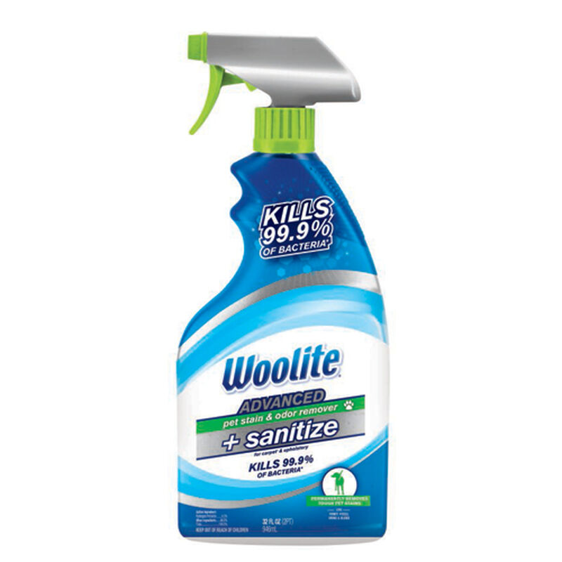 Woolite Advanced Stain and Odor Sanitize Formula 1128
