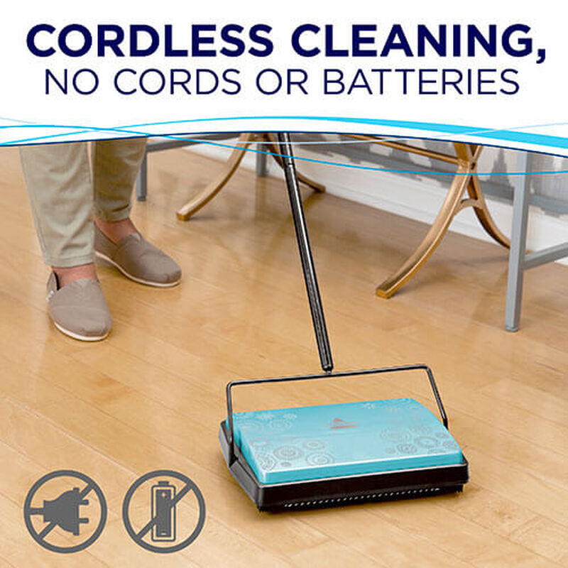 Manual Sweeper 2199 BISSELL Sweepers Cordless Cleaning