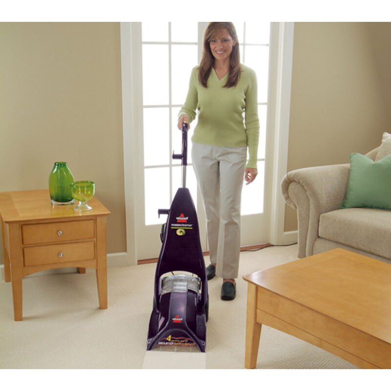 Powersteamer Powerbrush Carpet Cleaner 1694W Upright Carpet Cleaning
