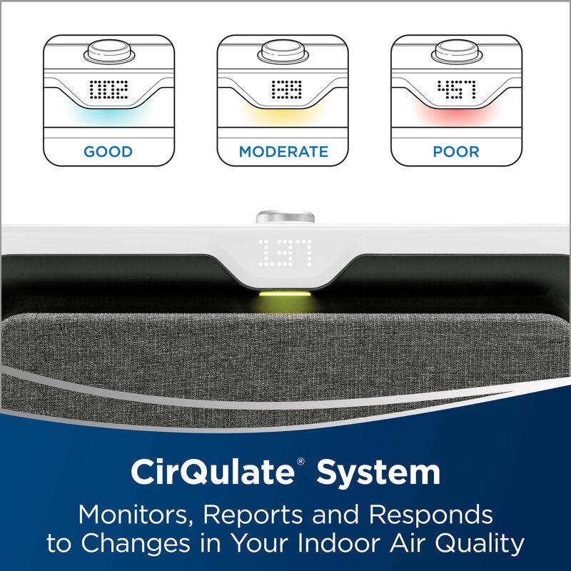 BISSELL™ air320 Air Purifier 2768A CIrQulate System