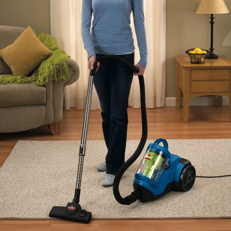 PowerGroom Multicyclonic Canister Vacuum 80Q2W multisurface