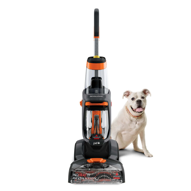 BISSELL ProHeat 2X® Revolution® Pet Carpet Cleaner 1548 Hero