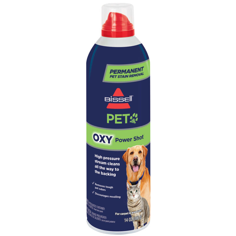 PET OXY Power Shot Carpet and Rug Stain Removal Formula 13A21