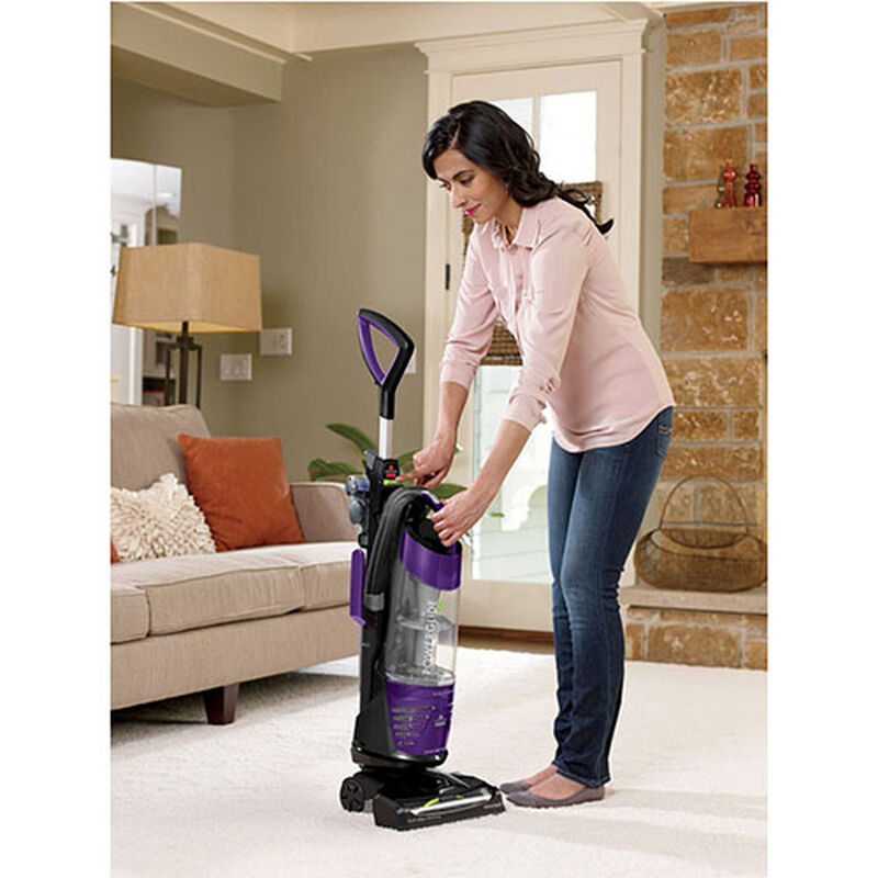 BISSELL PowerGlide® Deluxe Pet 27636 removable pod vacuuming