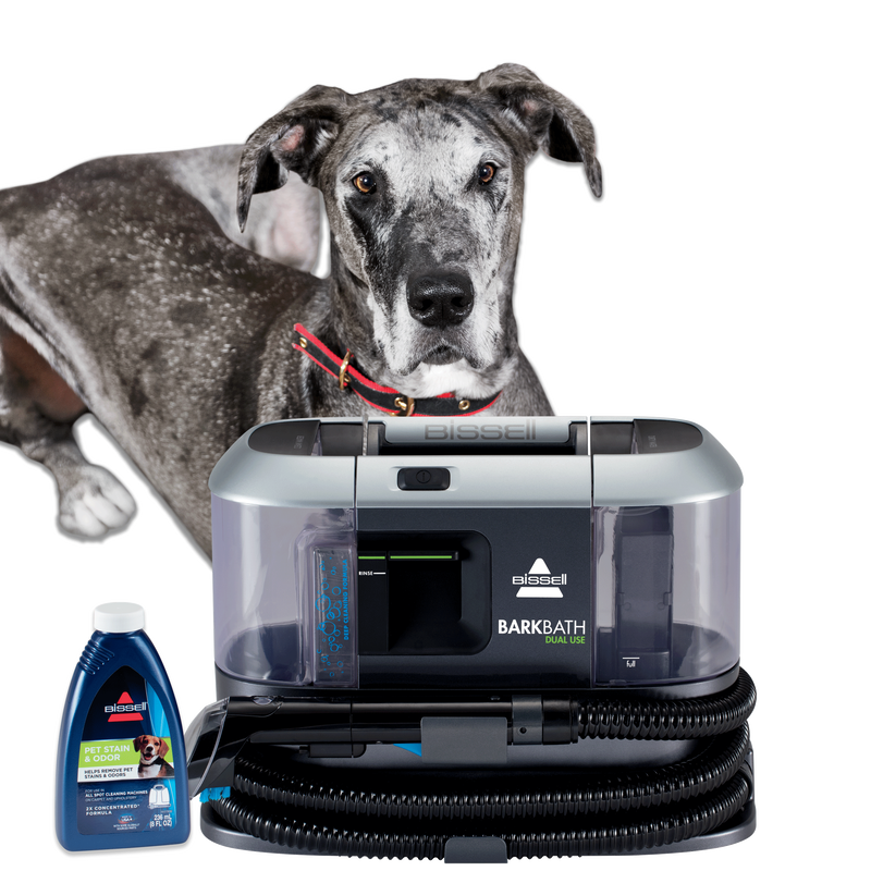 BISSELL BARKBATH Dual Use 2592 Dog Grooming System Hero 1