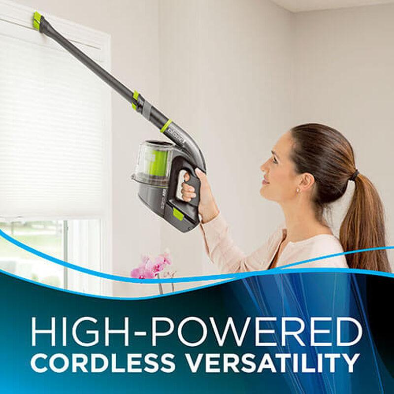 Multi Handheld Cordless Vacuum Upholstery and Shades