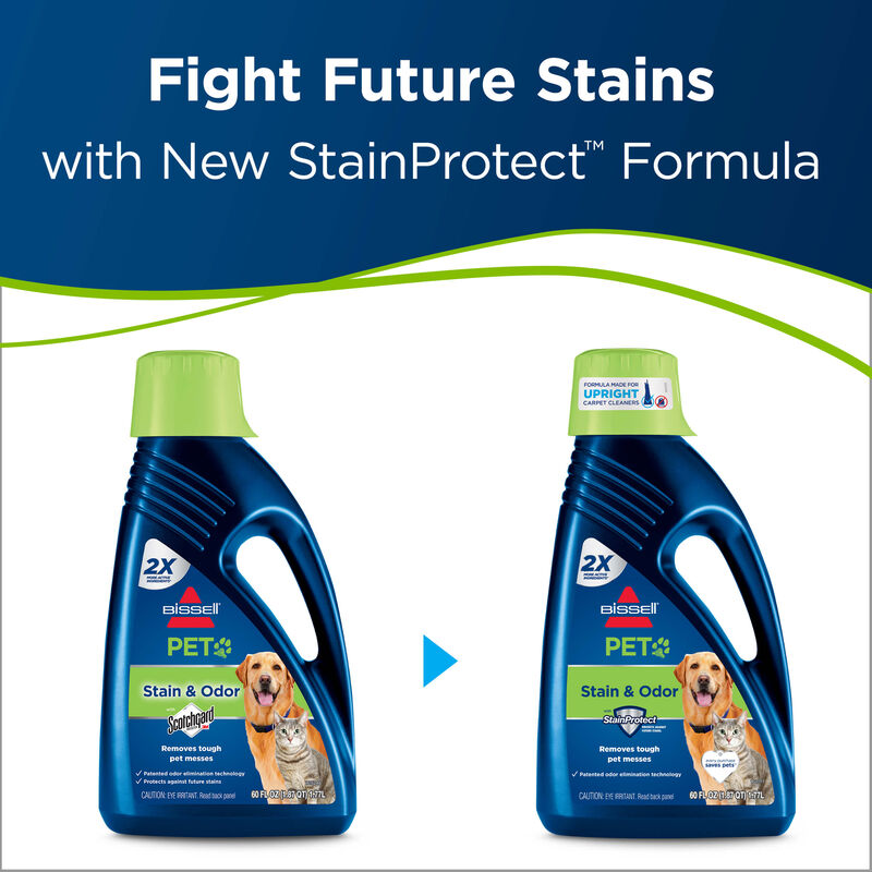 PET Stain & Odor Formula 99K52 BISSELL Carpet Formula Future
