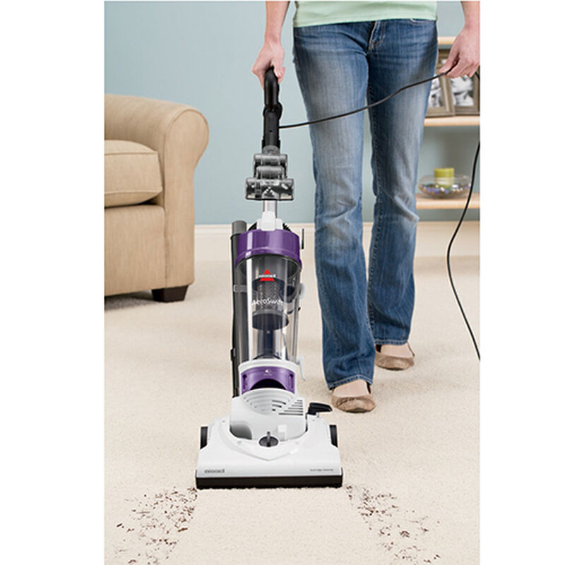 AeroSwift Compact  Vacuum 1009 Cleaning Path