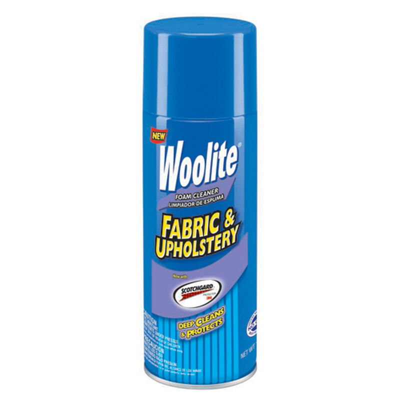 Woolite Foam Fabric and Upholstery Cleaner 0835