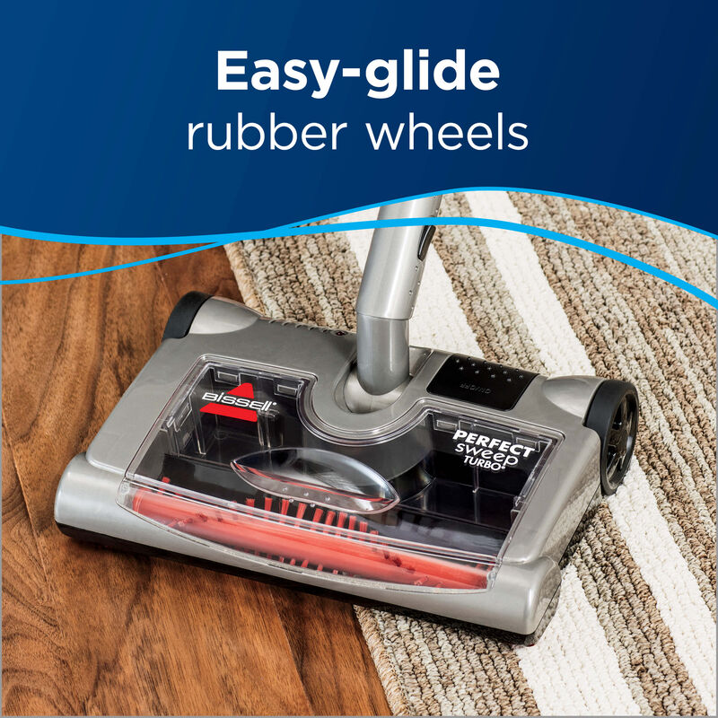 Perfect Sweep Turbo Cordless Sweeper Easy Glide