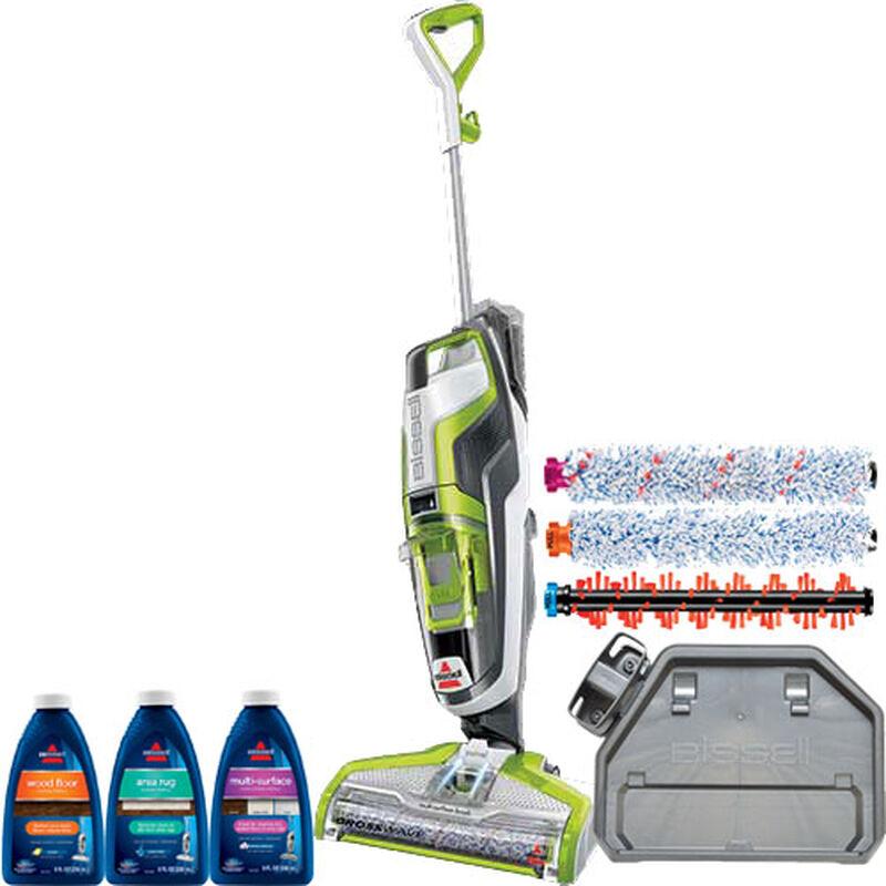 1785F BISSELL Crosswave Wet Dry Floor Cleaner DRTV Main Offer
