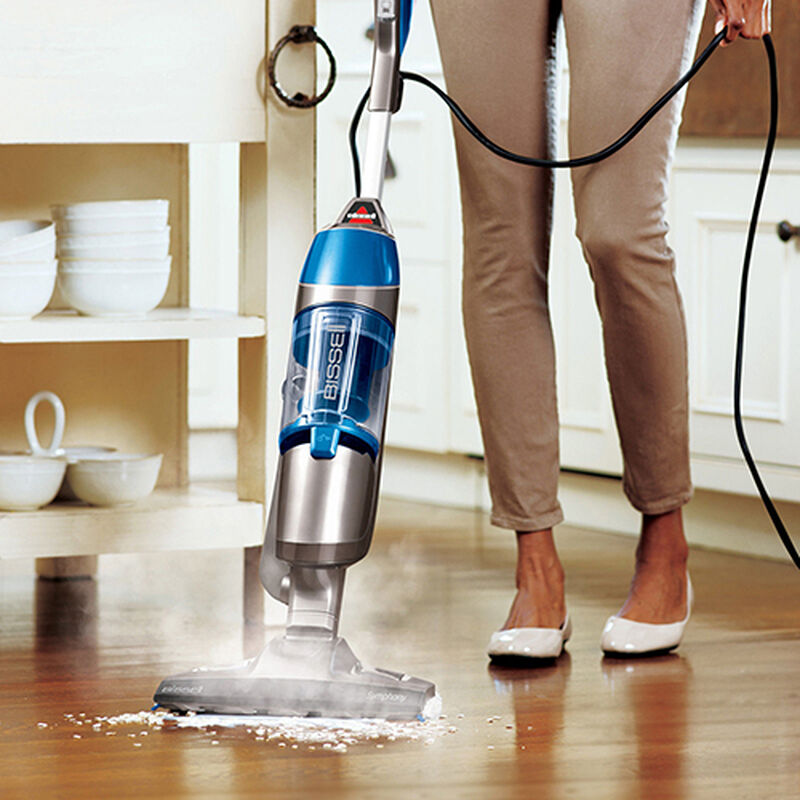 Symphony Steam Mop Remanufactured 1132R BISSELL Steam Cleaners Steam Flooring