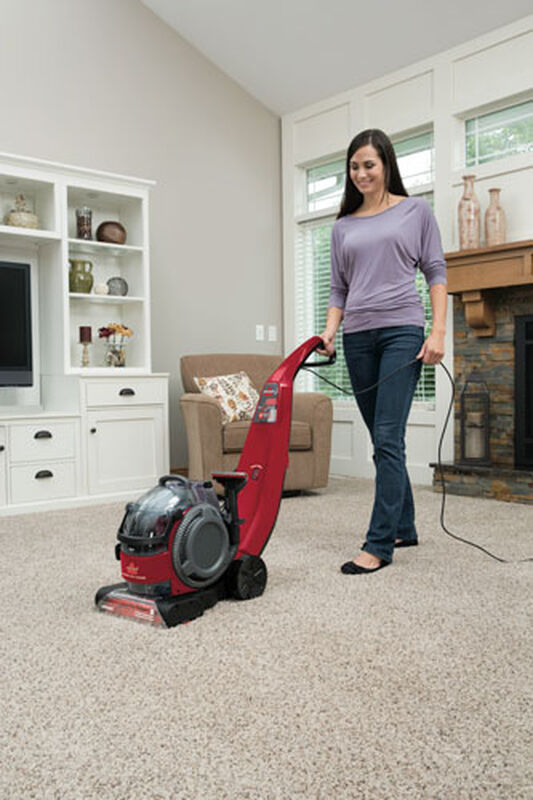 DeepClean LiftOff Deluxe Pet Carpet Cleaner 30K7 Upright Carpet Cleaning Mode
