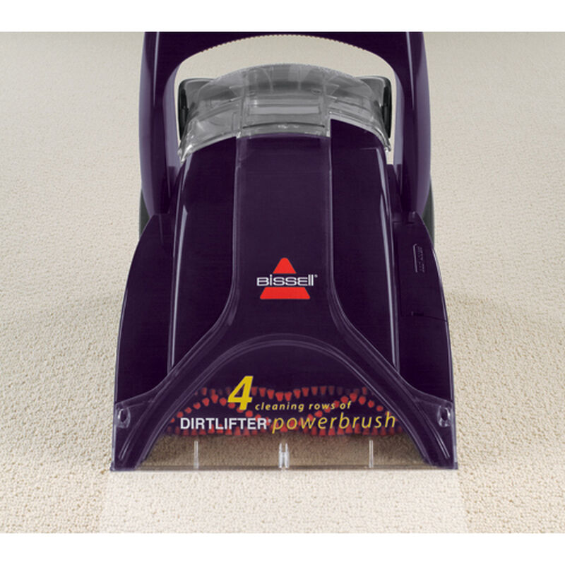 Powersteamer Powerbrush Carpet Cleaner 1694W Cleaning Path