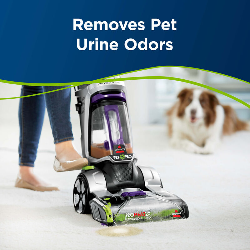 PET PRO OXY Urine Eliminator 1990 BISSELL Carpet Formulas Odors