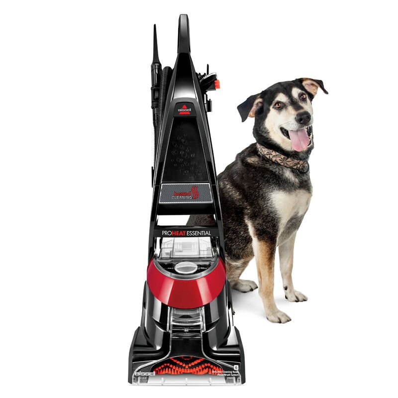 BISSELL ProHeat® Essential Upright Carpet Cleaner 1887 Hero