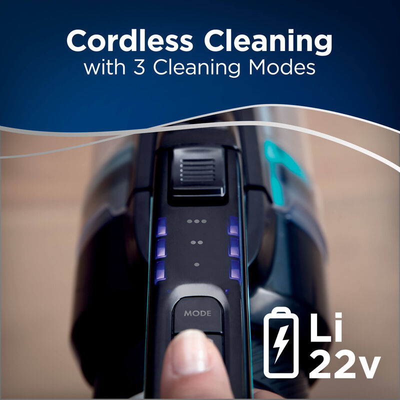 BISSELL ICONpet Cordless Vacuum Cordless Cleaning
