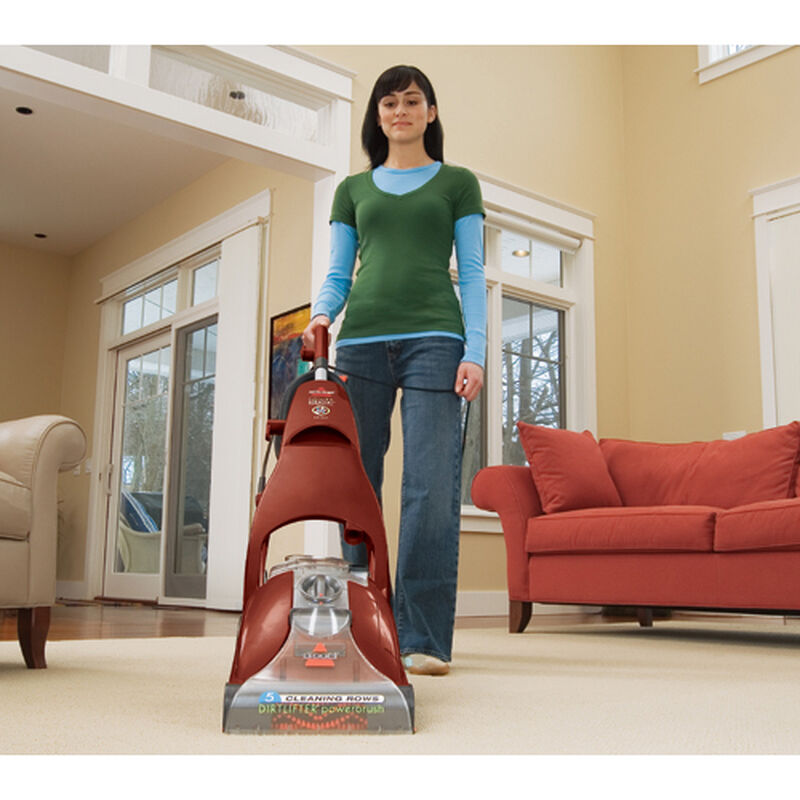 Powersteamer Powerbrush Select Carpet Steam Cleaner Upright Carpet Cleaning