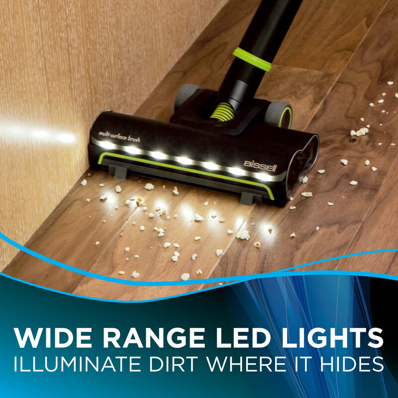 Multi Reach™ Cordless Vacuum Lights