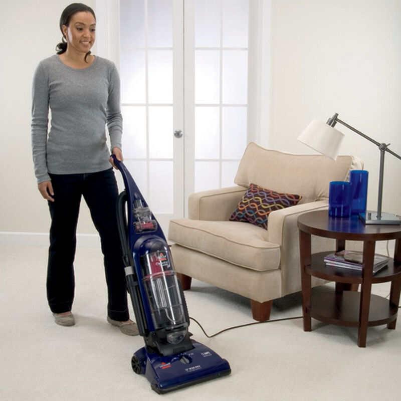 Rewind Cleanview Pet Vacuum 18m9w carpet