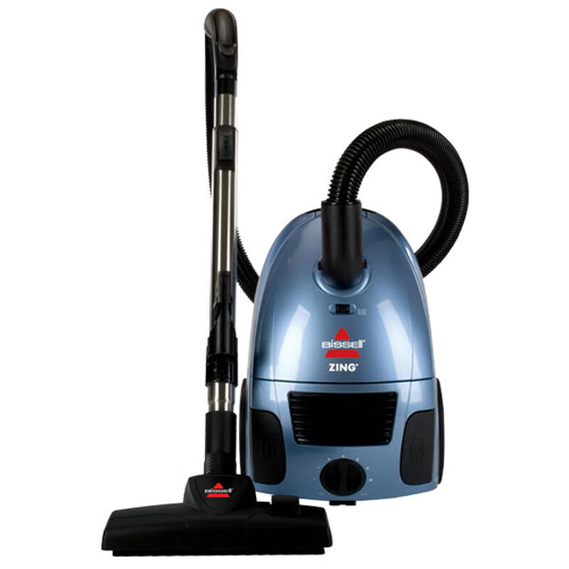 Zing Bagged Canister Vacuum 22Q3