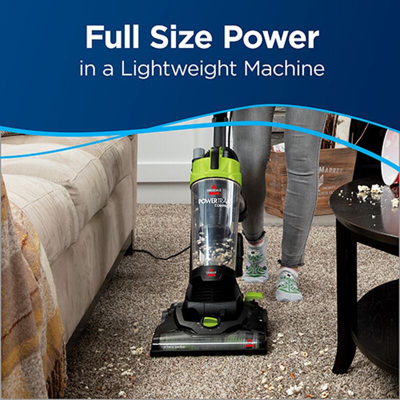 PowerTrack Compact Vacuum Cleaner 2598 BISSELL Vacuums Power